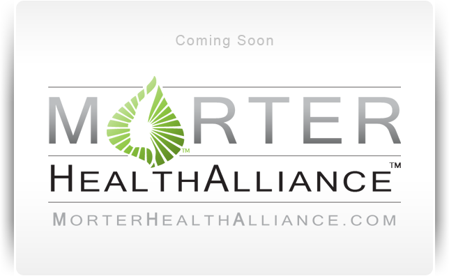 Morter HealthAlliance Coming Soon